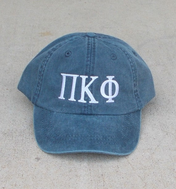 Pi Kappa Phi baseball cap
