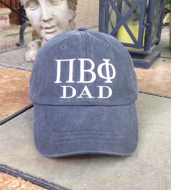 Pi Beta Phi / DAD baseball cap