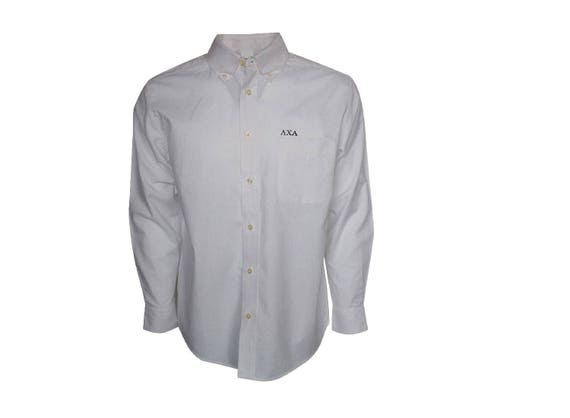 Lambda Chi Alpha Button Down Dress Shirt