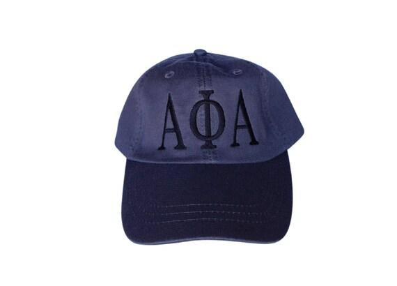 Alpha Phi Alpha true color baseball cap (Charcoal)