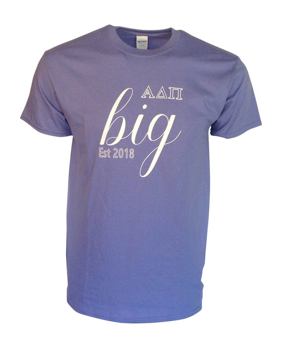 Custom Big/Little Established Shirt