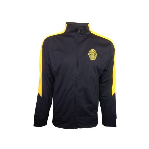 Alpha Phi Alpha Black and Gold Jacket