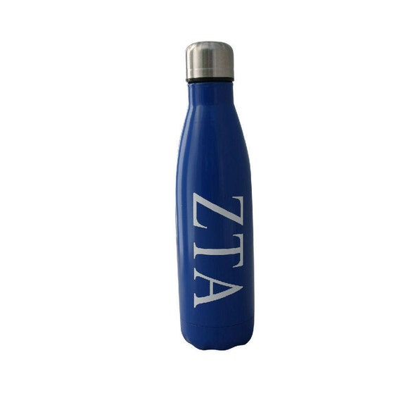 Zeta Tau Alpha Water Bottle
