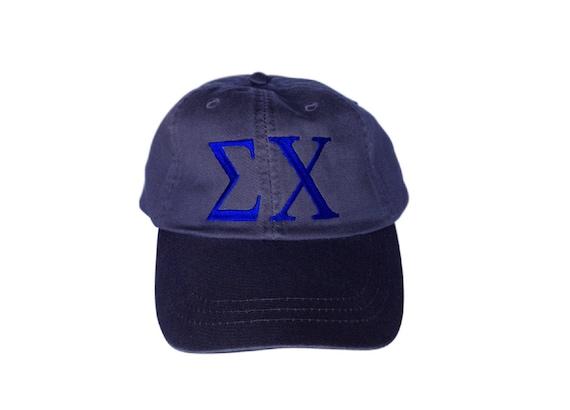 Sigma Chi true color baseball cap (Charcoal)
