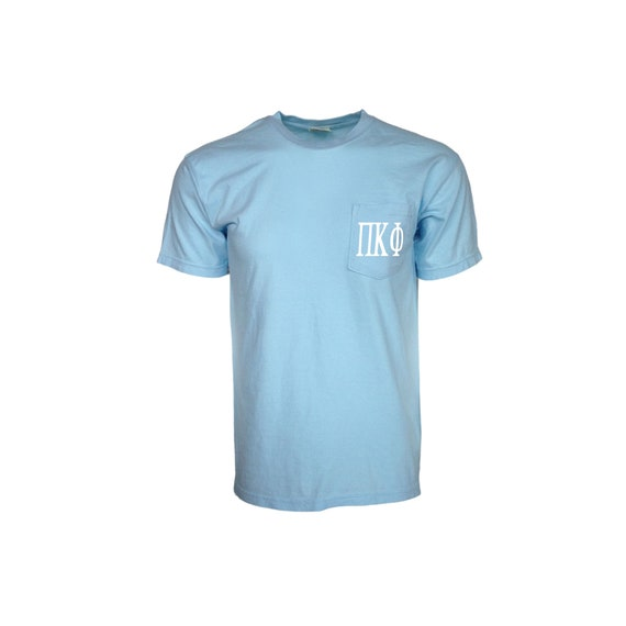 Pi Kappa Phi Comfort Color Pocket T-shirt