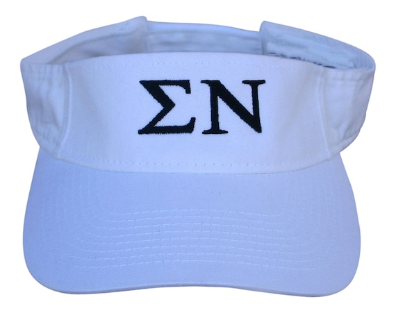 Custom Greek Visor