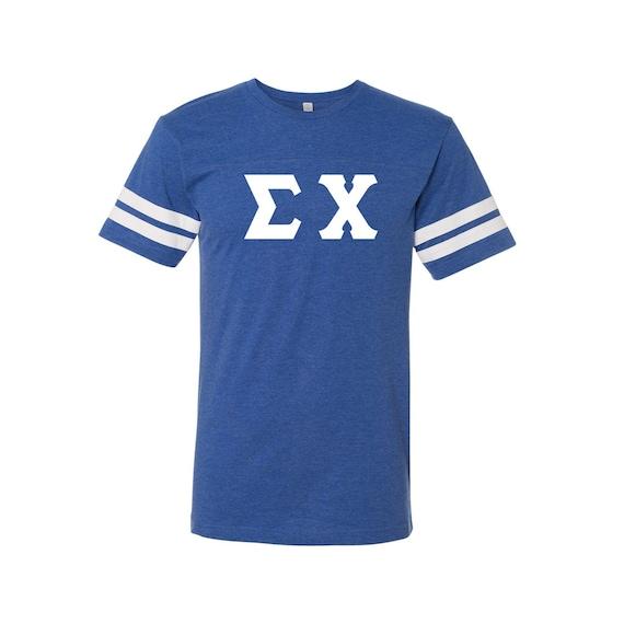 Sigma Chi Jersey T-shirt