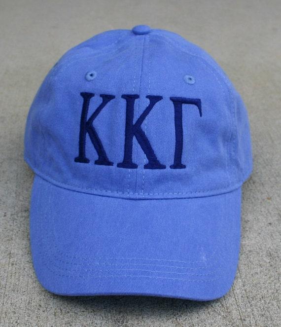 Kappa Kappa Gamma baseball cap