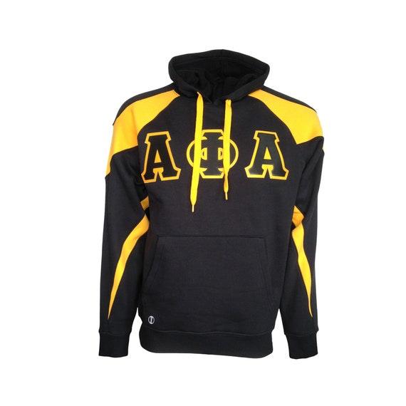 Alpha Phi Alpha Prospective Hood Sweatshirt