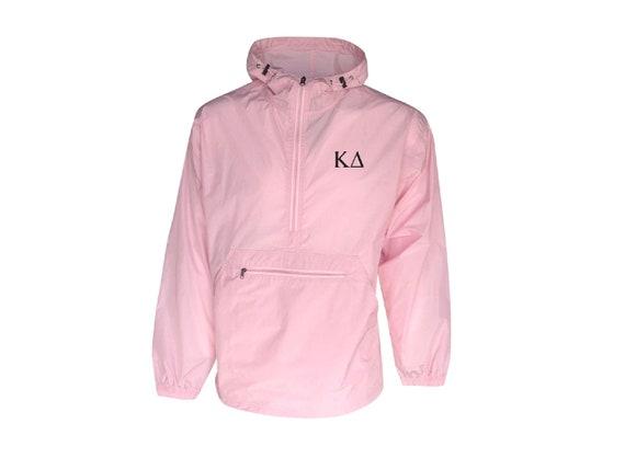 Kappa Delta Unlined Anorak (Pink)