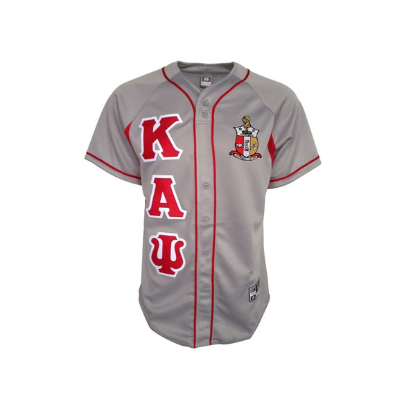Kappa Alpha Psi - Baseball Jersey with Crest