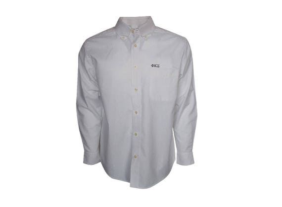 Phi Kappa Sigma Button Down Dress Shirt