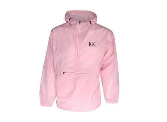 Kappa Kappa Gamma Unlined Anorak (Pink)