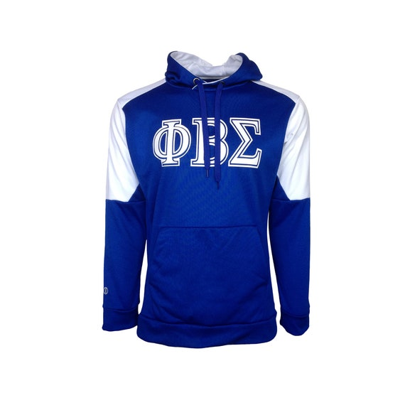 Phi Beta Sigma Hooded Sweatshirt