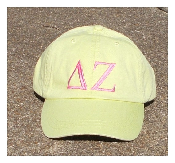 Delta Zeta baseball cap