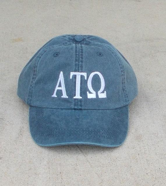 Alpha Tau Omega baseball cap