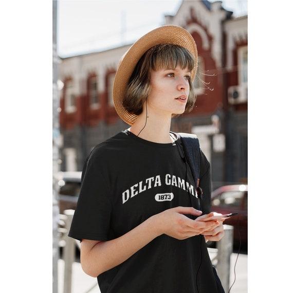 Delta Gamma Founders T-shirt
