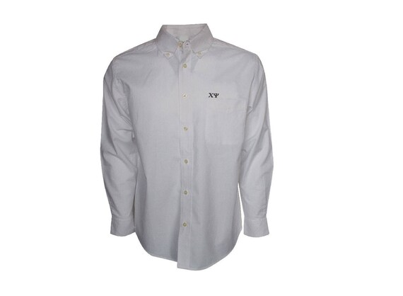 Chi Psi Button Down Dress Shirt