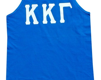 Kappa Kappa Gamma - Tank Top NEW