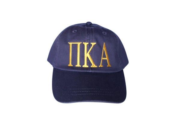 Pi Kappa Alpha true color baseball cap (Charcoal)