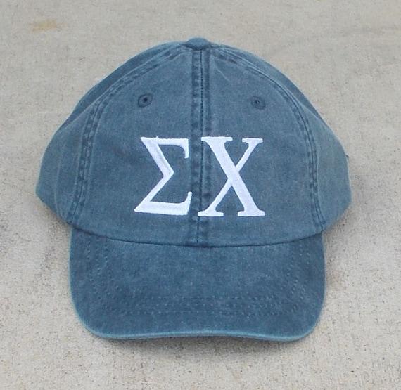Sigma Chi baseball cap