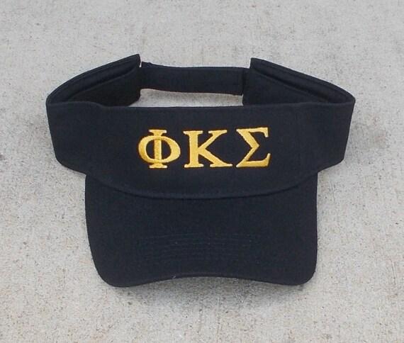 Phi Kappa Sigma Visor
