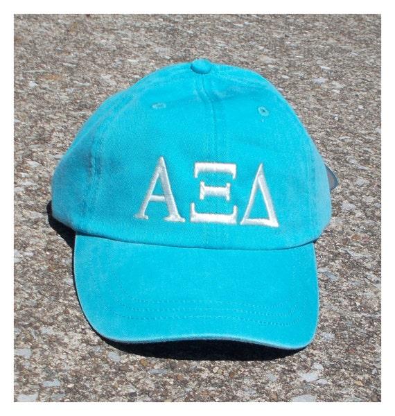 Alpha Xi Delta baseball cap