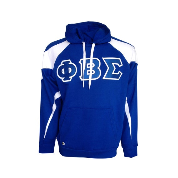 Phi Beta Sigma Prospective Hood Sweatshirt