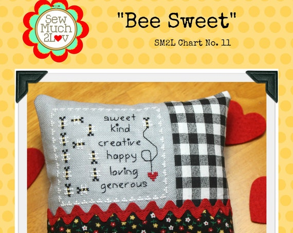 INSTANT DOWNLOAD PDF Bee Sweet Chart