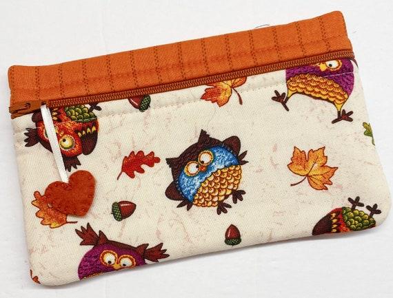 Side Kick Autumn Owls