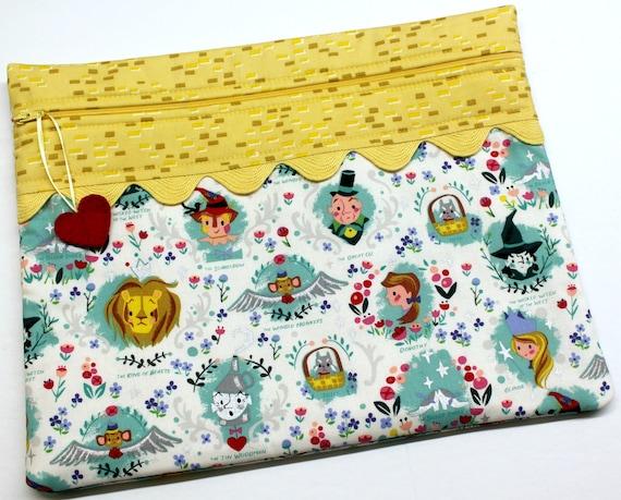 Wizard of Oz Cross Stitch Project Bag