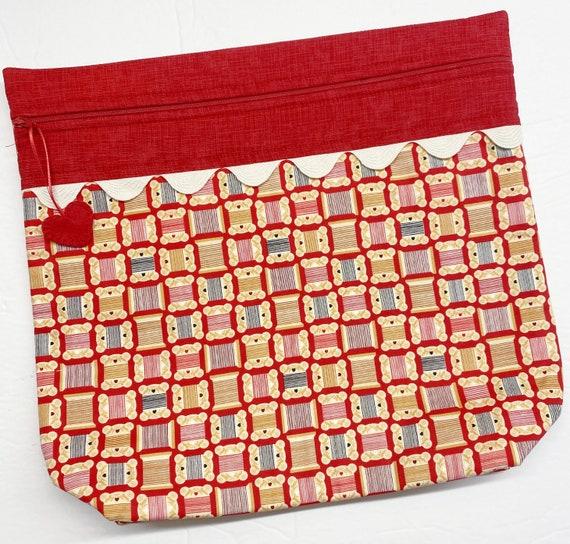 MORE2LUV Bobbinator Cross Stitch Project Bag