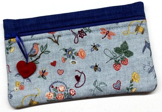 Side Kick Vintage Embroidery