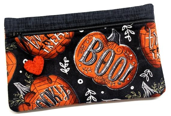 Side Kick Boo Pumpkins