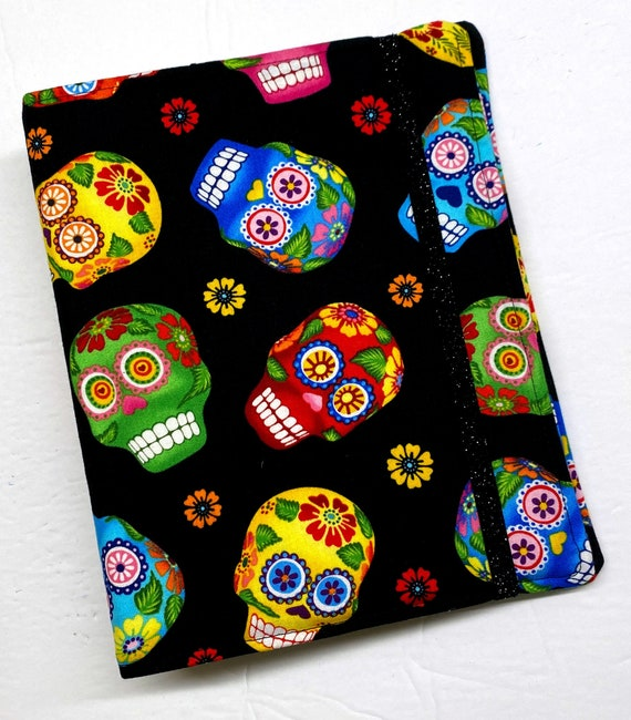 Sugar Skulls WIP Tracker Cover and Binder