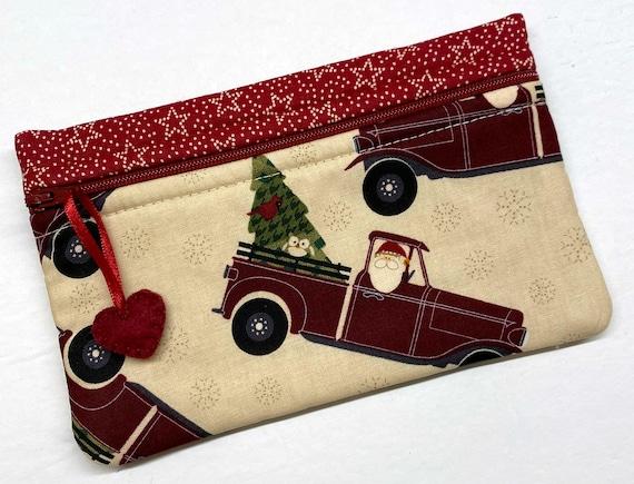 Side Kick Santa's Red Truck
