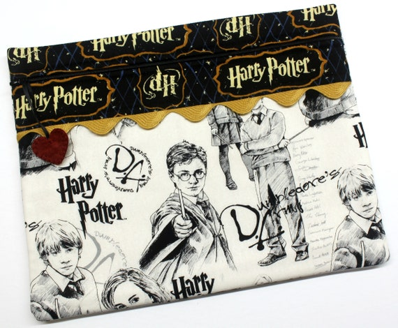 Harry Potter Cross Stitch Project Bag