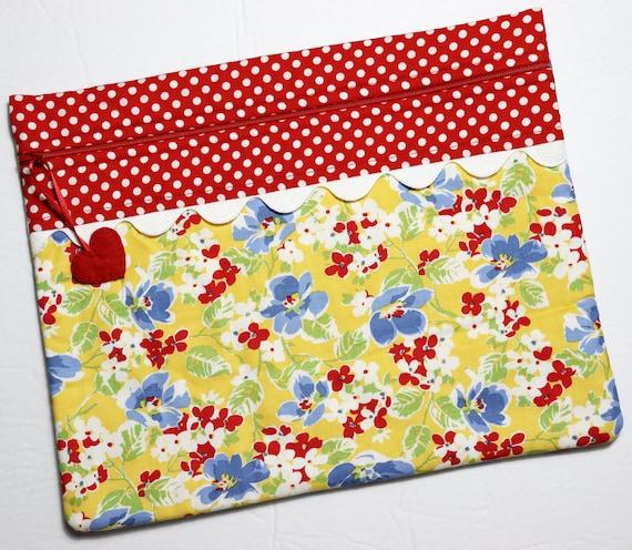 Happy Day Cross Stitch Project Bag