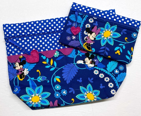 Gift Set - Lil' Big Bottom / Side Kick Mickey Minnie Paisley
