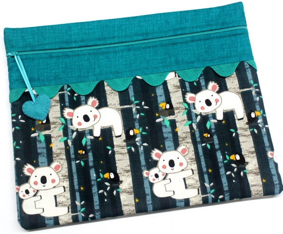 Kind Koalas Cross Stitch Project Bag