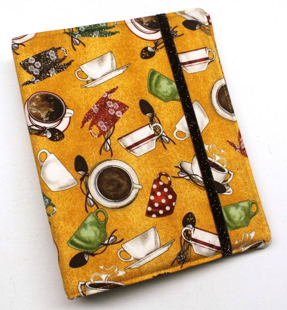 Coffee Lovers WIP Tracker Cover and Binder