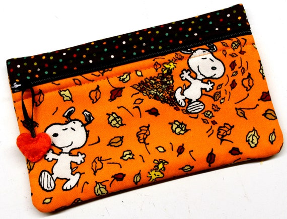 Side Kick Fall Snoopy