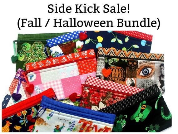 Side Kick Blow Out Sale! Fall/Halloween