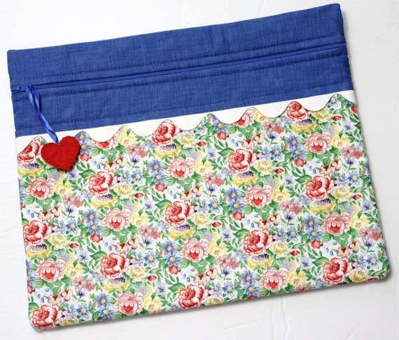 Esther's Garden Cross Stitch Project Bag
