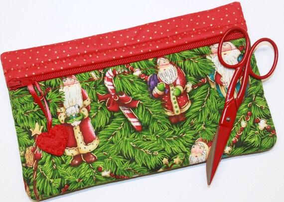 Side Kick Vintage Santa Ornaments