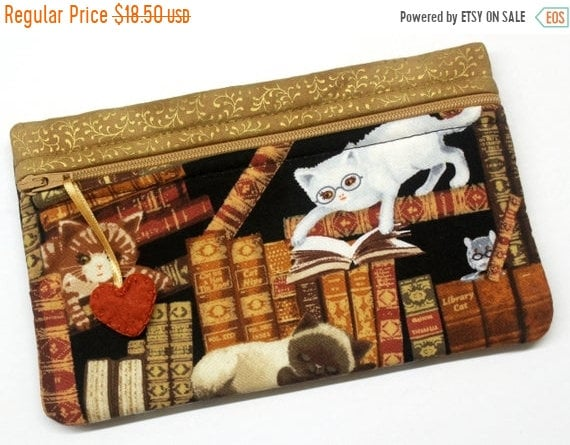 SALE Side Kick Cats and Books