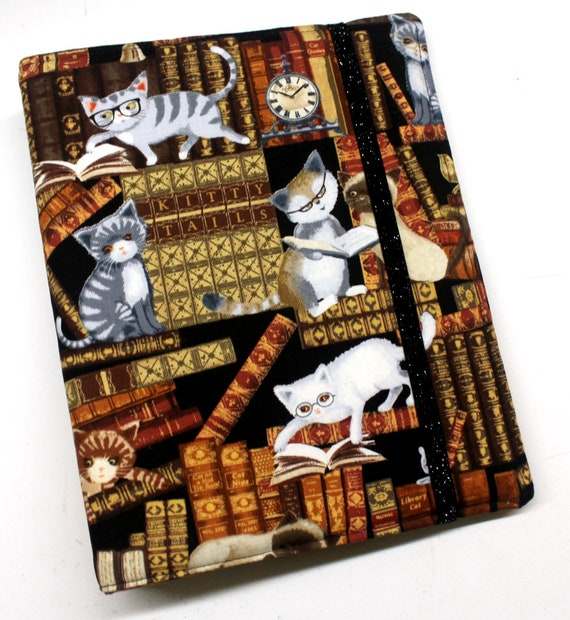 Cats and Books WIP Tracker Cover and Binder