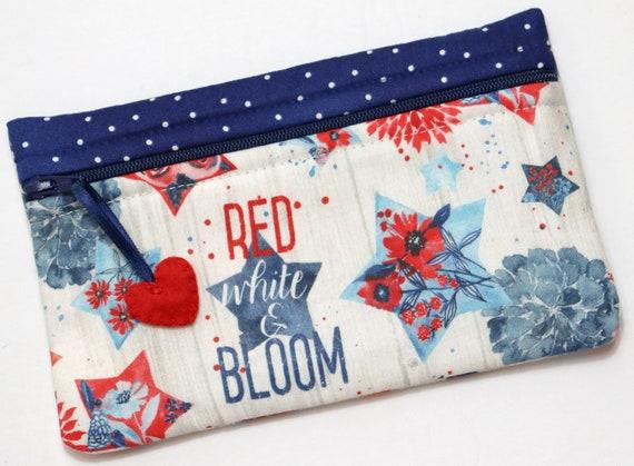 Side Kick Red, White & Bloom