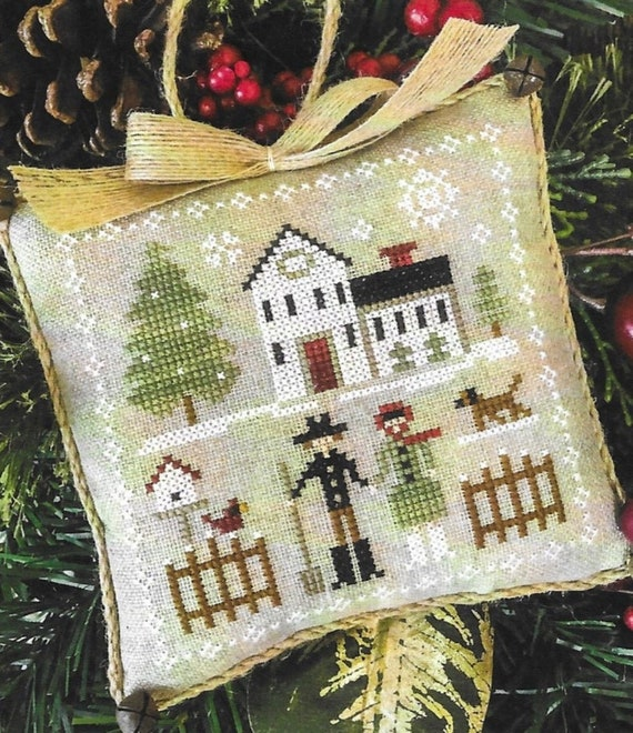 Little House Needleworks - Farm Folk