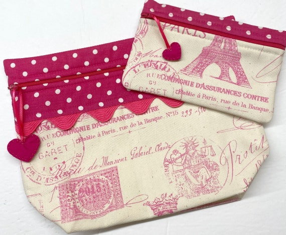 Gift Set - Lil' Big Bottom / Side Kick Paris in Pink